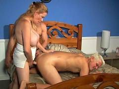 Big Tit Bisexual Threesome