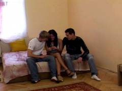 Amateur Bareback Bi Sex Lovers #09, Scene #01