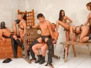 Amateur Bareback Bisex Fem-Dom, Scene #03