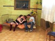 Bareback Bi Amateur sex Lovers #03, Scene #03