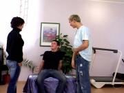 Bareback Bi Amateur sex Lovers #01, Scene #01