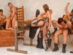 Amateur Bareback Bisex Fem-Dom, Scene #02