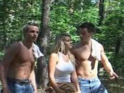 Amateur Bareback Bi Sex Lovers #07, Scene #04
