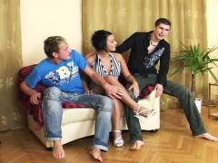 Amateur Bareback Bisex Cream Pie #12, Scene #02