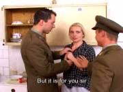 Bi The Military Zone, Scene #01